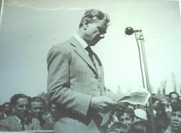 Este 23 de mayo Uruguay celebra el 116º aniversario del nacimiento de Clemente Estable