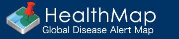 MAPA DE ALERTA DE INFLUENZA A (H1N1): Global Disease Alert Map