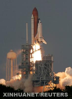Despegó ayer el transbordador espacial Endeavour