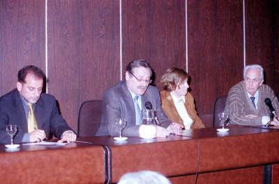 Acto Fundacional de la Sociedad Uruguaya para el Progreso de la Ciencia y la Tecnología (SUPCYT)