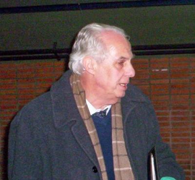 Distinción para el primer Presidente de SUPCYT, Dr. Rodolfo Wettstein