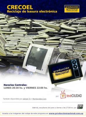 Reciclaje de basura electrónica