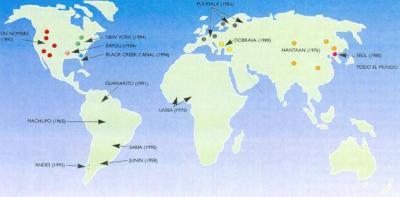 Virus y Enfermedades Emergentes
