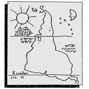 La UNASUR según Joaquín Torres García... en los años '40...
