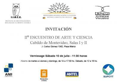 Arte y Ciencia en el Cabildo a partir de este sábado 10 de julio