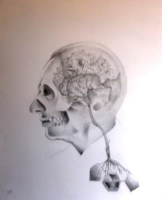 La Marcela Entre La Vida y La Muerte, de Luis Ferreira