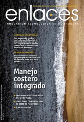 Salio el número de noviembre de la Revista ENLACES