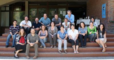 LAZEN Meeting, Institut Pasteur, Montevideo, Dec 10-11th 2010