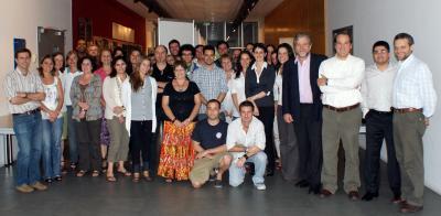 The First LAZEN Meeting, Montevideo, Uruguay